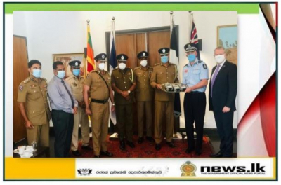 Sri Lanka Australia Police Co-Operation in response to the threat of terrorism and narcotic trafficking