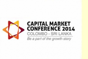 Capital Market Conference in Sri Lanka on Oct.9