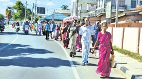 OMP HOLDS CONSULTATIONS IN MANNAR