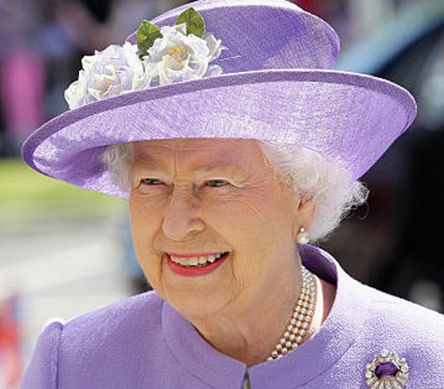 Queen elizabeth ii sends greetings to sri lanka m4hsunfo