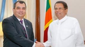 President Sirisena an inspiration to parliamentary democracies – IPU President