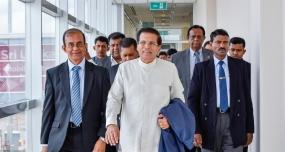 President leaves for Australia
