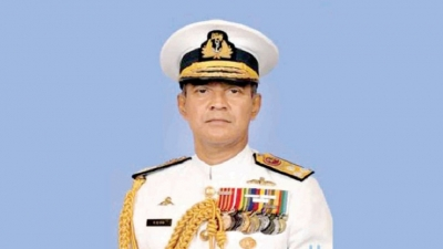 Elaborate measures to strengthen security - Navy Commander