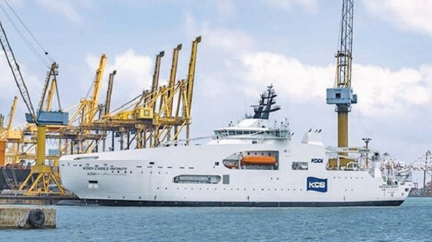 Colombo Dockyard eyes dredger tender