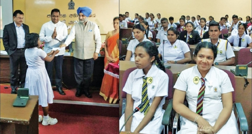 Gandhi Scholarships awarded to 150 Lankan students
