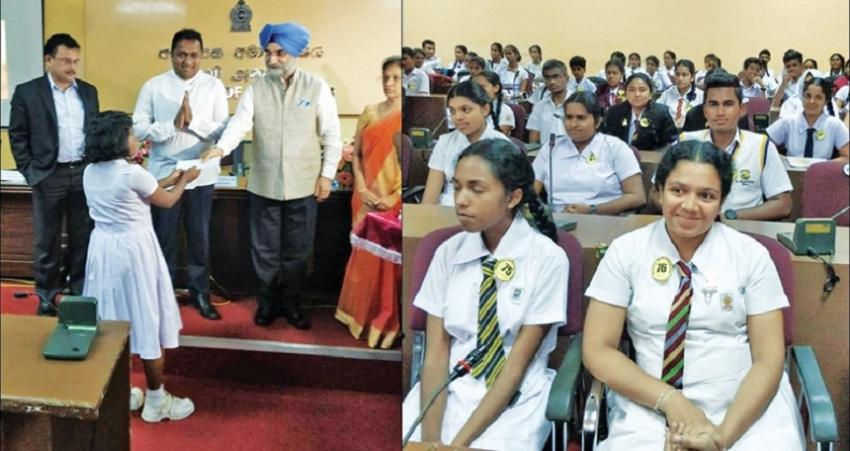 Gandhi Scholarships awarded to 150 Lankan students