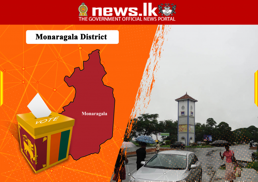 2020 -District : Monaragala Seat Allocation