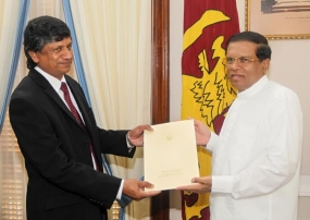 Saman Ekanayake appointed as Secretary to PM