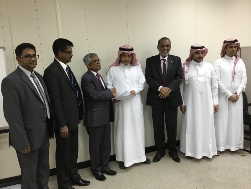 Saudi Arabia to provide 187.5 Mn Riyal for medical faculty of Sabaragamuwa University