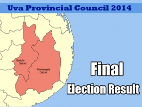 UPFA claims victory in Uva Provincial Council Elections 2014