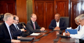 Finance Minister discussed Sri Lanka's development and investment activities with Canada