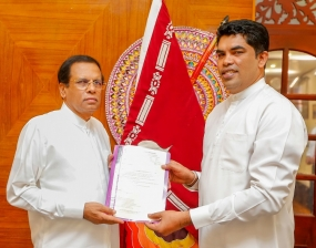 Shantha Bandara new Chairman of State Timber Cooperation