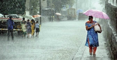 Prevailing rains to continue during next few days