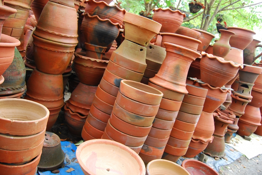 Development of Pottery Villages