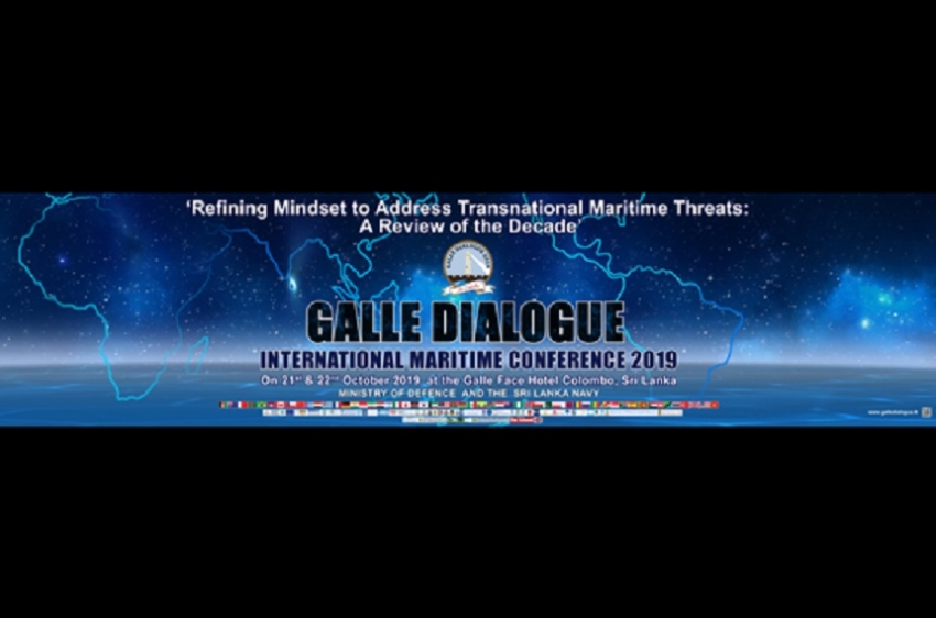 Galle Dialogue 2019 commences tomorrow