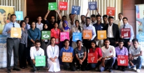 UNDP helps to invest in the potential of youth in social innovation and entrepreneurship