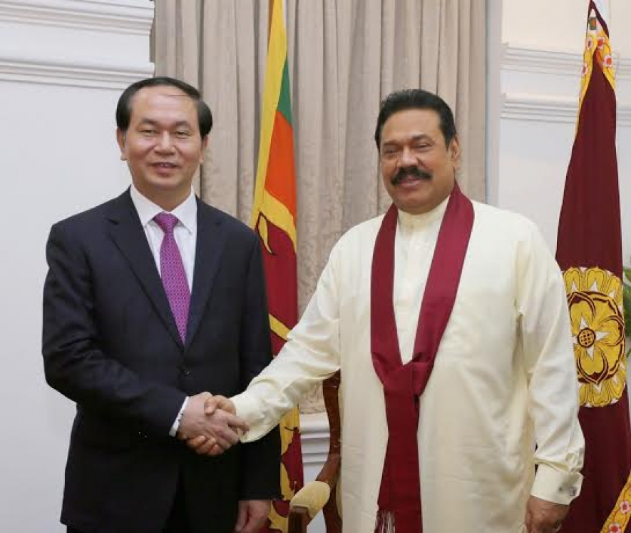 Vietnamese Minister of Public Security Meets President