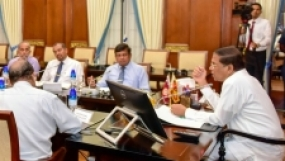 A special project to develop Hambantota district
