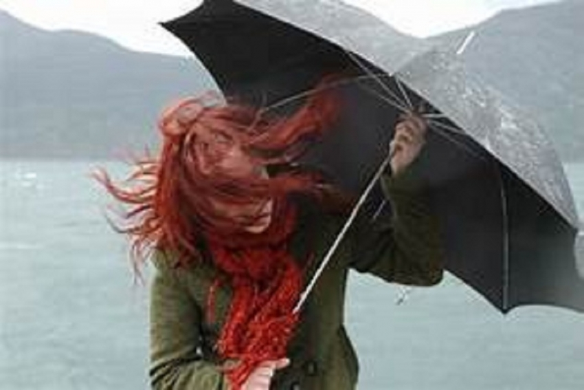 Prevailing showery and windy condition to continue