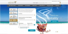 New Features On Oman Air's Website