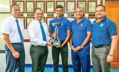 Under 19 cricketers heading in right direction