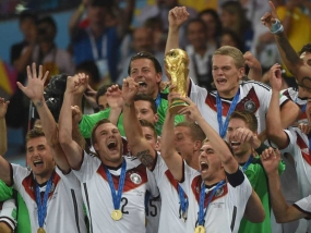 FIFA World Cup 2014 : Germany Defeats Argentina in Final