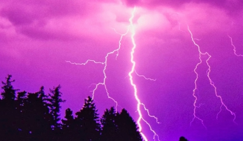 Afternoon thundershowers in most parts