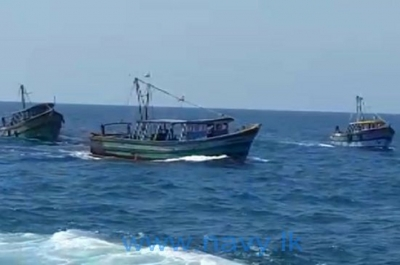 Navy apprehends 14 Indian fishers for poaching in northern waters