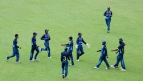 Under 19: Sri Lanka beat Australia by 27 runs in the 40 over game