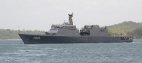 """Sindurala"" set sail for Australia for Naval Exercise ""KAKADU"" 2018"