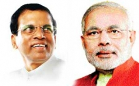 Modi, Sirisena to jointly open renovated Jaffna stadium