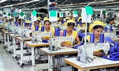 Sri Lanka set to  apparel export target by US $ 5bn