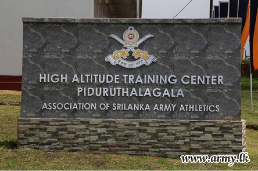 Army's 'High Altitude Training Centre' for Runners Adds a New Chapter to Army Athletics