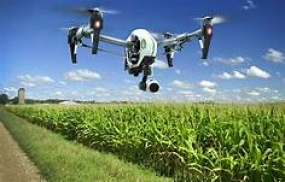 Govt. to use drone technology for agriculture