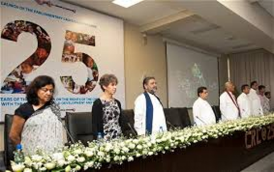 Sri Lanka launch First ever Parliamentary Caucas for Children