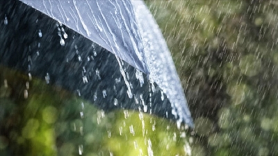 Showers expected in several places