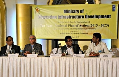 Sri Lanka to formulate a 10 year National Action Plan