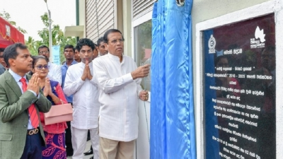 "Development projects completed under ""Pibidemu Polonnaruwa"" vested with the public"
