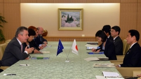 Japan, EU in Talks for Free Trade Agreement