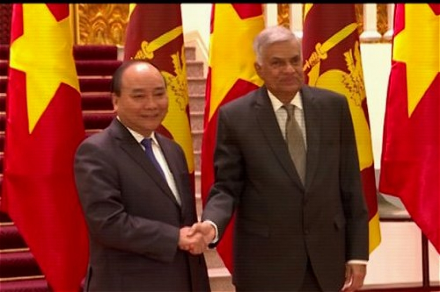 Sri Lanka, Viet Nam Premiers affirm to strengthen relations in all spheres