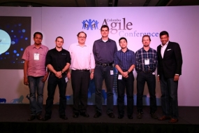 Colombo Agile Conference 2014 a resounding success