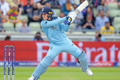 Woakes, Roy fire England to first World Cup final since 1992