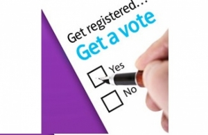 Check your name in the electoral register
