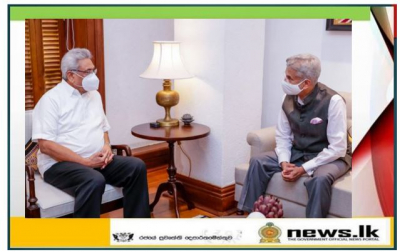 India ready to give its COVID vaccine to Sri Lanka – External Affairs Minister Jaishankar tells President
