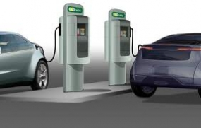 Electric Vehicle Fast Charging Unit in Galle