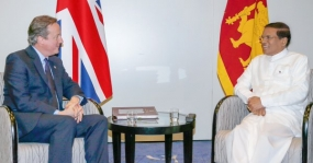 Praising President's initiatives, UK PM Cameron offers more assistance to Sri Lanka