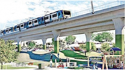 Light Rail Transit operations to commence in 2025