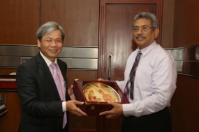 Vietnamese Ambassador pays farewell call on Secretary Defence