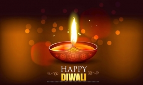 Today Hindus Celebrate Deepavali: The Festival of Lights