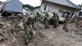 Sri Lanka condoles with Japanese people on landslide tragedy